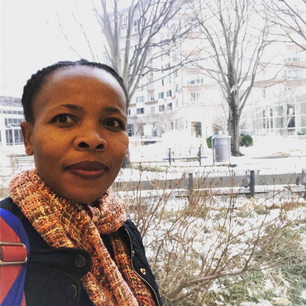 Rosie Mngqibisa